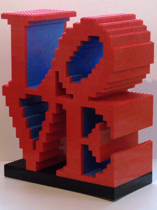 Robert Indiana love-sculpture_3315242526_3728d99611_o by Bill Ward