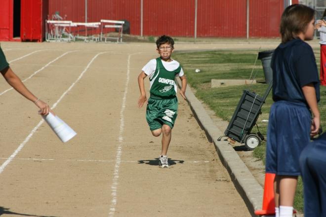 2007-12-15 Boys Track meet