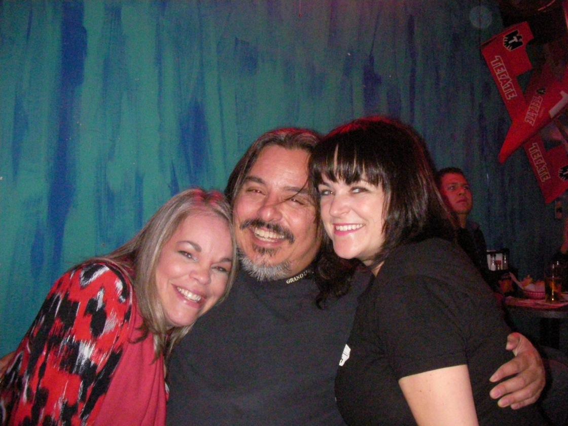 2008-12-26 Taco Beach Friday with JD & Aimee