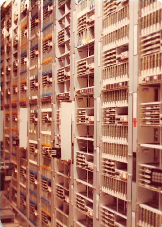1979-1995 The Pacific Bell Years-04-ANHM01 ITT T-CXR equipment