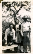 Mexican Gothic - Grandma & Grandpa Reyes (with an uncle)