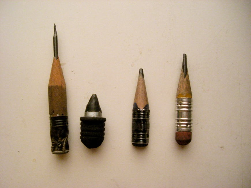 Little Pencils - museum members byJason Eppink