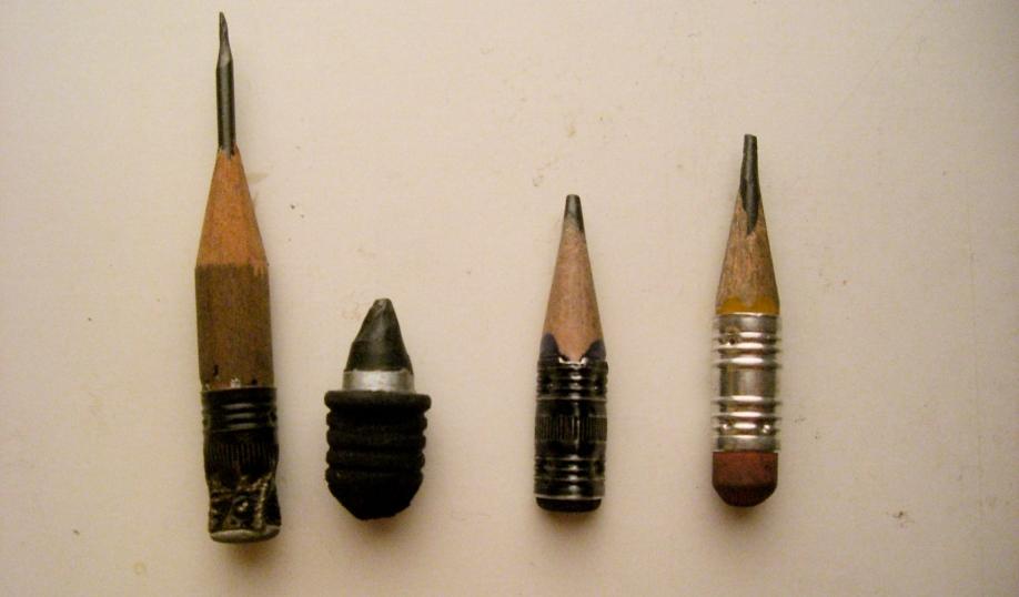 Little Pencils - museum members byJason Eppink