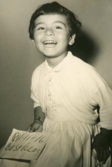 Circa 1954 - laughing kathie