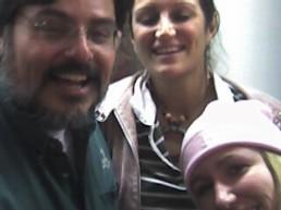 Celtic Adventures: Me, Abir and Alli
