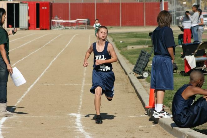 2008 Demille Boy's Track
