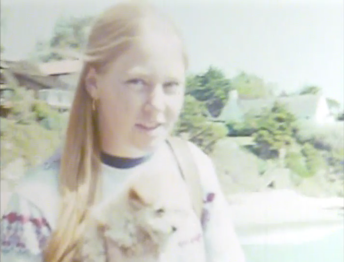 1970s 8mm movie - lynn tschirgi