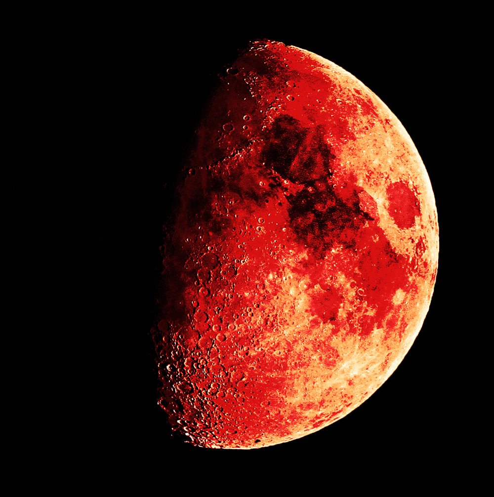 Blood Moon by Hanzlers Warped Visions