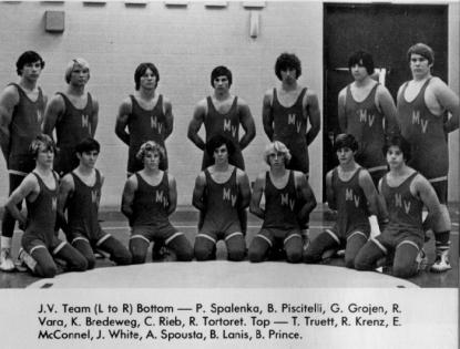 1976 McConnell - Wrestling