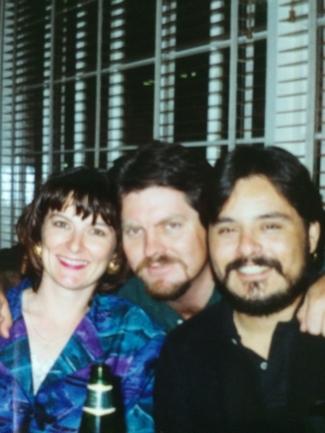 1986 post-reunion with Jennifer & Creagan