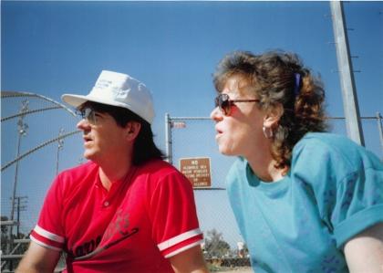 1991-05-08 Softball