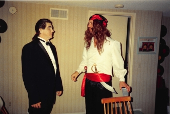 1993-10-31 McConnell Halloween Party