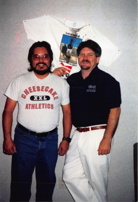 1998-07 Vegas - cheesecake t-shirt & polo models