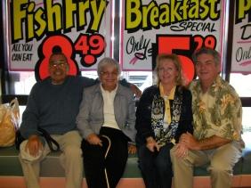 2008-03-23 Prescott Easter Brunch with mom & dad, tami & creagan