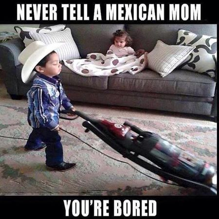 No Bored Mexican Kids