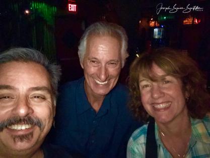 2018-06-22 Me, Rere & Craig at Frankie's Tiki Room