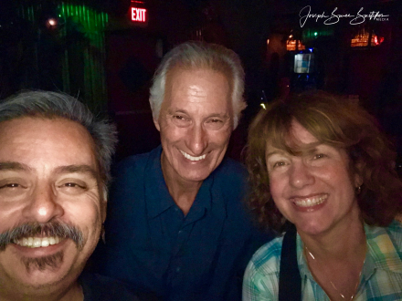 2018-06-22 Me, Rere & Craig at Frankie's Tiki Room