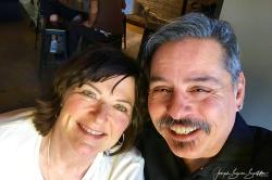2018-09-07 with Jen at Tenaya Creek