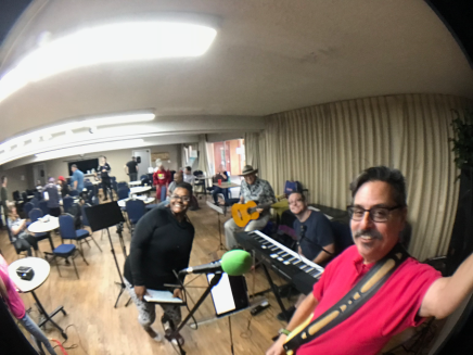 2018-10-07 Some Assembly Required Band