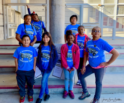2018 Fitzgerald Robotics Team