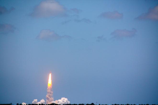 2010-05-14 STS132 Atlantis Launch