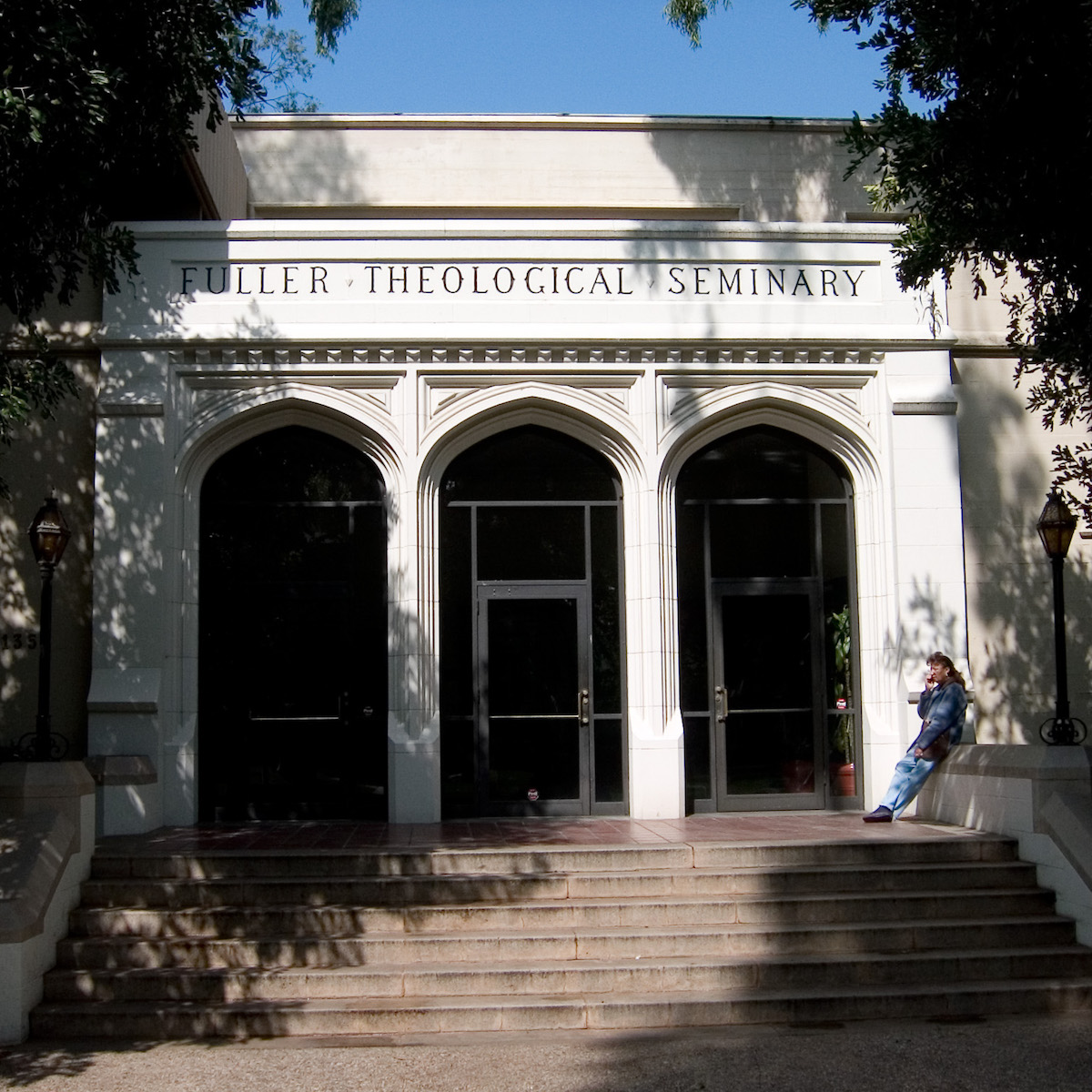 Fuller Theological Seminary by bill_comstock (2007)