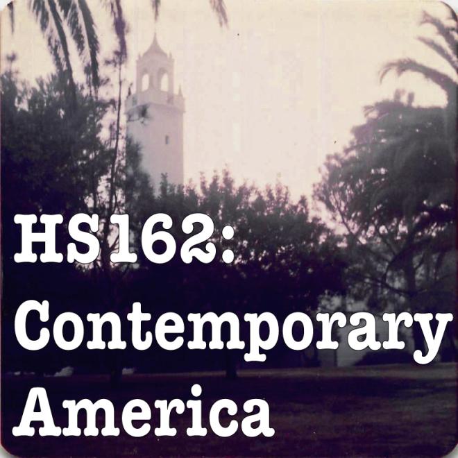 HS162 Contemporary America