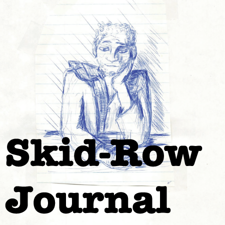 Skid-Row Sketches by Joseph Bustillos (1976)
