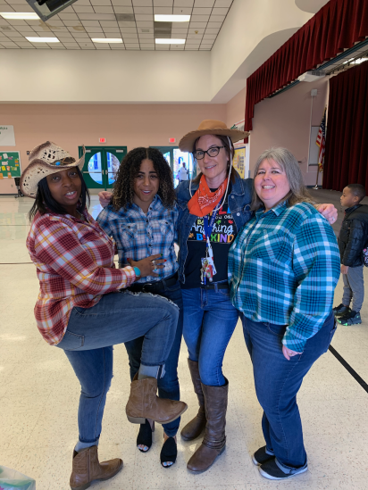 2020-03-04 Reading Week - Cowboy day-1