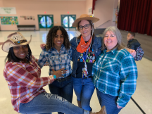 2020-03-04 Reading Week - Cowboy day-3
