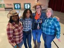 2020-03-04 Reading Week - Cowboy day-6