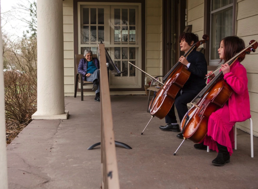 Video Fridays: Some Cello Music for Your Soul