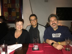 2016-11-23 South of Nick's Mexican Kitchen (San Clemente CA) with Marty & Matt