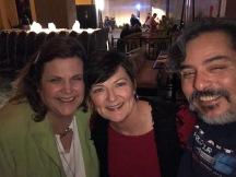 2016-12-26 Cheesecake Factory (Cerritos CA) with Debbie Wright & Jen Bispo