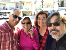 2016-12-27 Naked Cafe (Carlsbad CA) with Craig & Marie Kirk and Missy Bergman