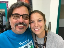 2017-06-09 Last Day at Fitzgerald 2016-17 school year with Emily Doyle