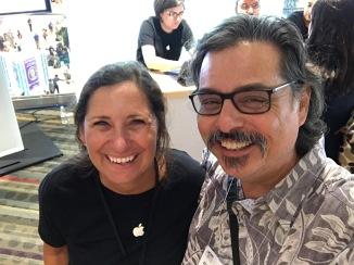 2017-06-27 ISTE (San Antonio TX) with Sharyn Gabriel