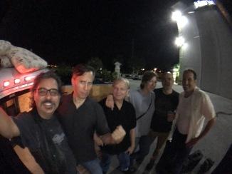 2017-07-08 OHD at Outriggers Tiki Bar & Grill (New Smyrna Beach FL)