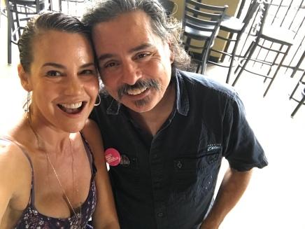 2017-07-09 World of Beer (Altamonte Springs FL) with Sonya