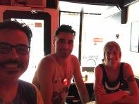 2017-07-17 Big Bar (NYC) with Brandon & Stephanie