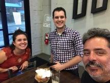 2017-07-25 Modist Brewing Co (Minneapolis MN) with Laurel & Robert