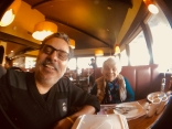 2017-11-23 Denny's with Mom (Oceanside CA)