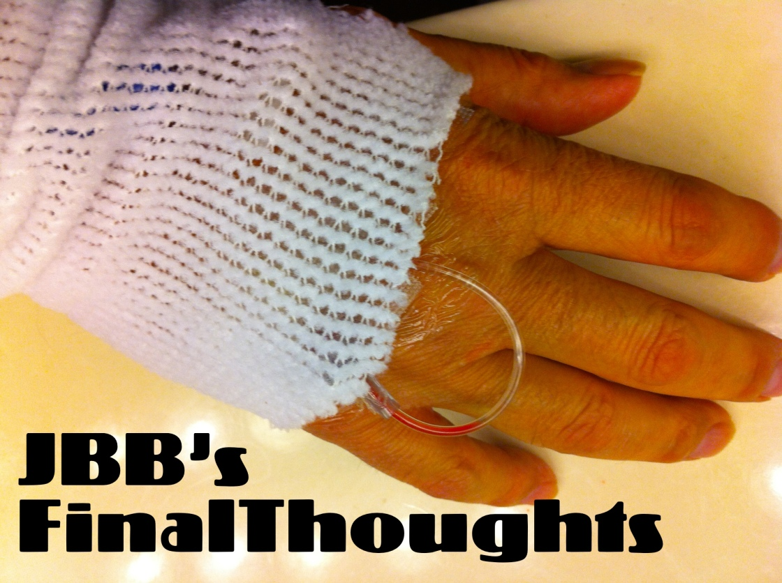 JBB's Final Thoughts Episode 21: Thanks Obama