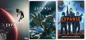 The Expanse - Bluray Seasons 1 - 3