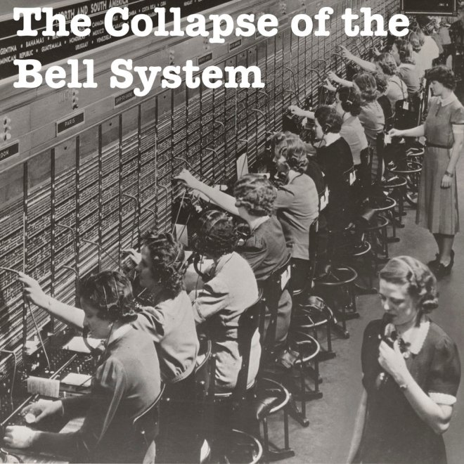 A Bell System switchboard where overseas calls are handled. Not all of the services shown are available during wartime conditions. December 22,1943