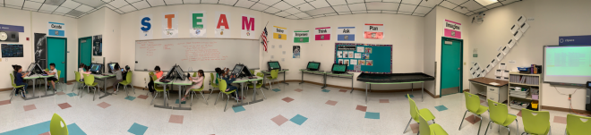 2019-10-10 STEAM Lab panorama
