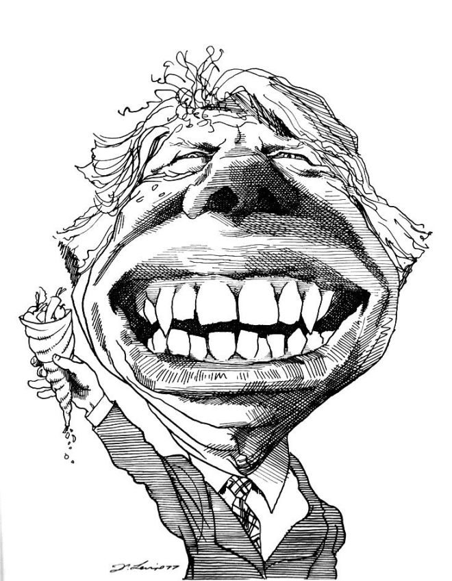 jimmy-carter-teeth-by-david-levine