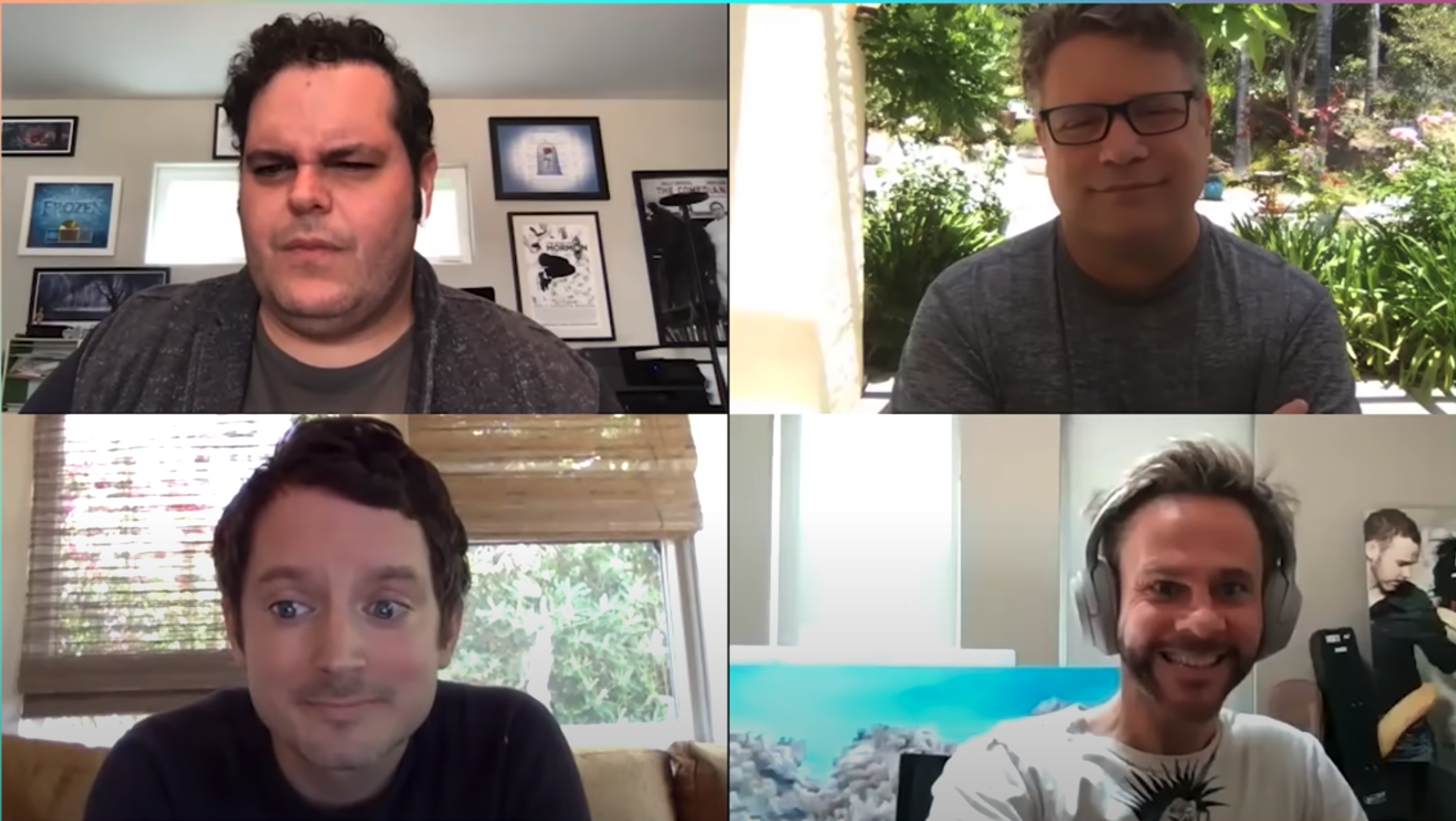Video Fridays: Lord of the Rings Reunites (Apart)