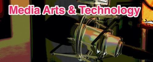 Media Arts & Tech - Header