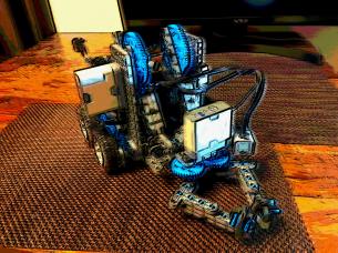 Robotics 7-8 - VEX IQ image